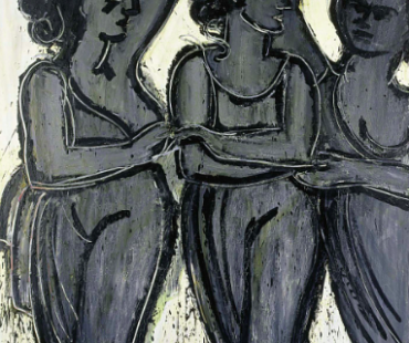 Inspiration: The Three Graces